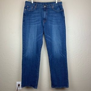 Lucky Brand 38x32 Classic Fit Jeans Straight Cut